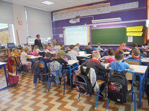 Classe de Mme Alba CE1