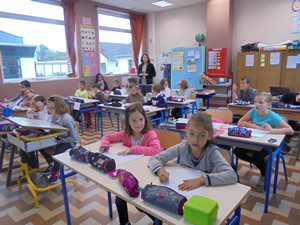 Classe de Mme Roche CE2/CM1