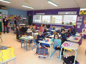 Classe de Mme Tirlois GS/CP