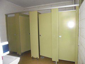 Toilettes filles